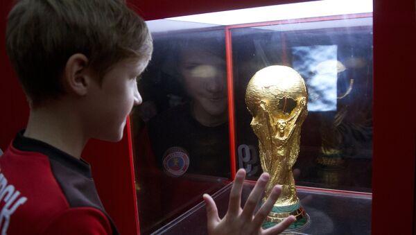 Símbolo de Copa Mundial de Fútbol de 2018 - Sputnik France