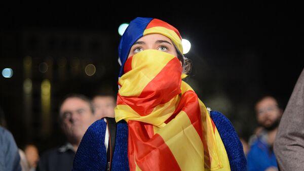 Референдум о независимости Каталонии - Sputnik France