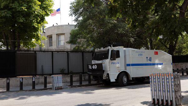 L'ambassade américaine à Ankara - Sputnik France