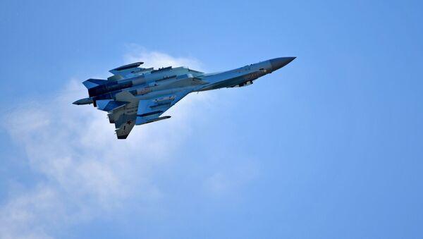 Su-35S - Sputnik France