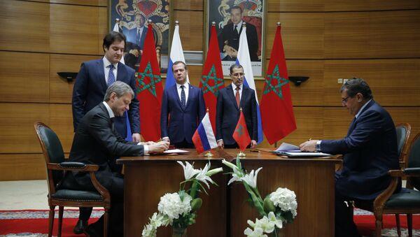 Les pourparlers russo-marocains de Rabat - Sputnik France