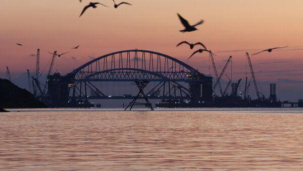 pont de Crimée - Sputnik France