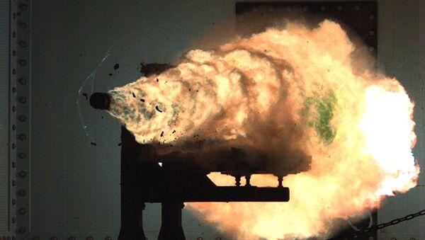 Un canon électrique (photo d'illustration) - Sputnik France