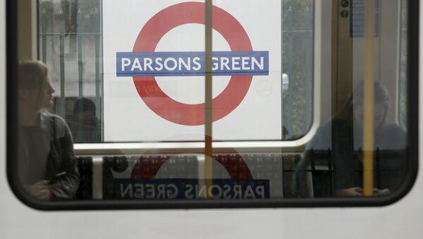 La station de métro londonien Parsons Green - Sputnik France