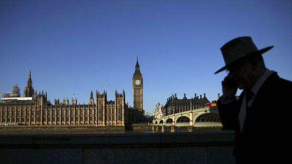 Le parlement britannique - Sputnik France