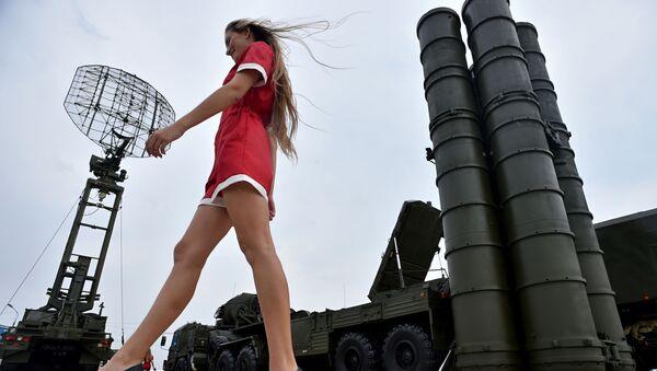 Des femmes et des armes - Sputnik France