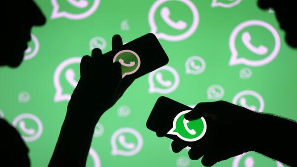 Les utilisateurs de WhatsApp pourront bientôt suivre leurs amis à la trace - Sputnik France