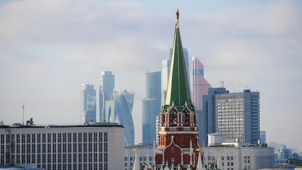 Moskau - Sputnik France