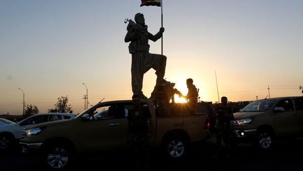 Темный рыцарь решил курдскую проблему в Ираке - Sputnik France