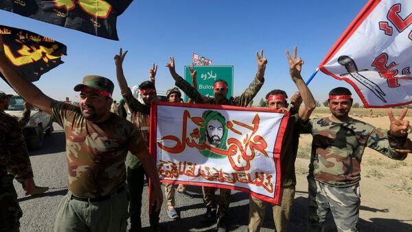 Shi'ite Popular Mobilization Forces (PMF) - Sputnik France
