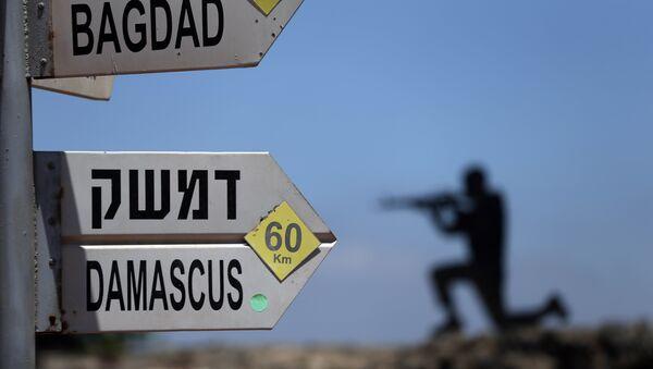 «Écarter l'Iran des affaires syriennes»: Israël peut-il espérer une coopération russe? - Sputnik France