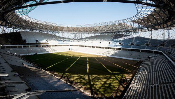Coupe du Monde 2018: la Volgograd-Arena - Sputnik France
