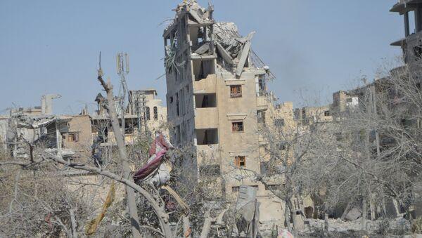 Raqqa - Sputnik France