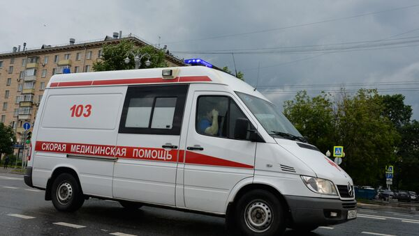 Une ambulance - Sputnik France