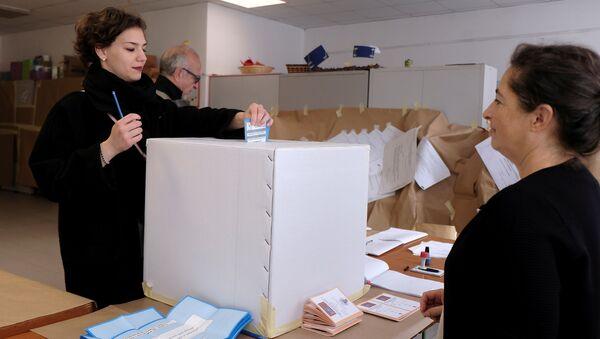 Vote en Vénétie - Sputnik France