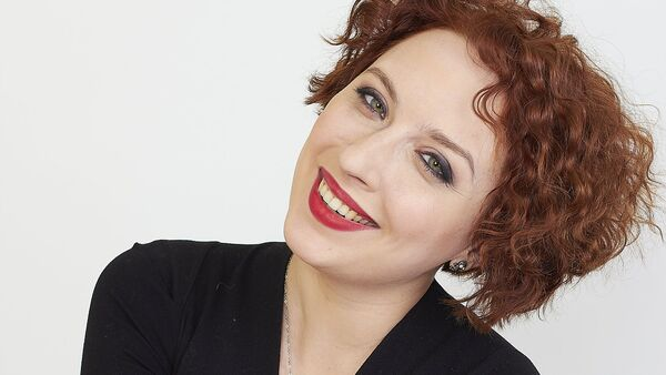 Журналист Татьяна Фельгенгауэр - Sputnik France