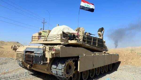 Char de l'armée irakienne - Sputnik France