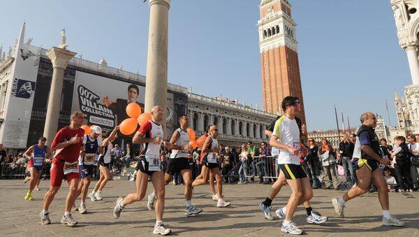 Marathon de Venise (photo d'archive) - Sputnik France