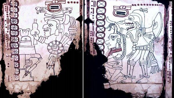 La déesse maya Ixchel - Sputnik France