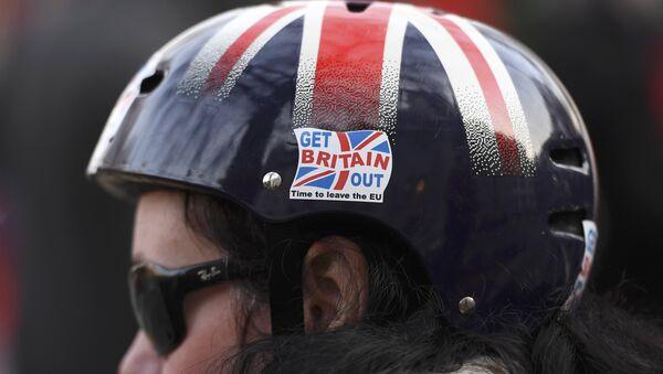 Partidario de Brexit - Sputnik France