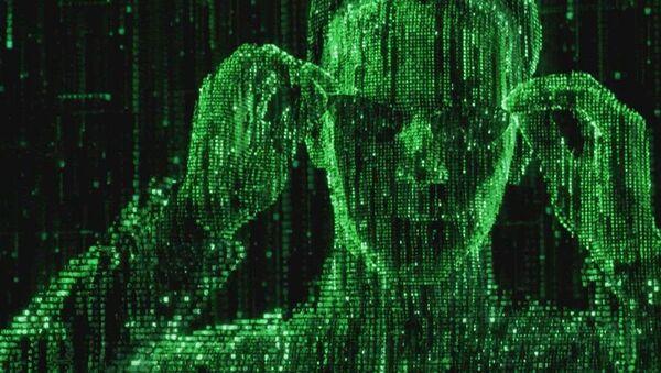 Matrix Reloaded - Neo - Sputnik France