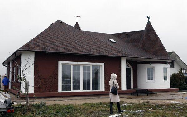 La première maison en 3D présentée en Russie - Sputnik France