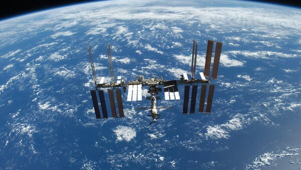Station spatiale internationale (ISS) - Sputnik France