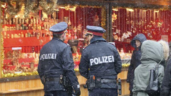 des policiers allemands (image d'illustration) - Sputnik France