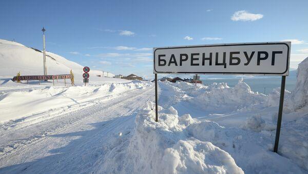 Barentsburg - Sputnik France