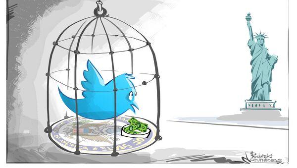 Twitter interdit la publicité depuis tous les comptes RT et Sputnik - Sputnik France