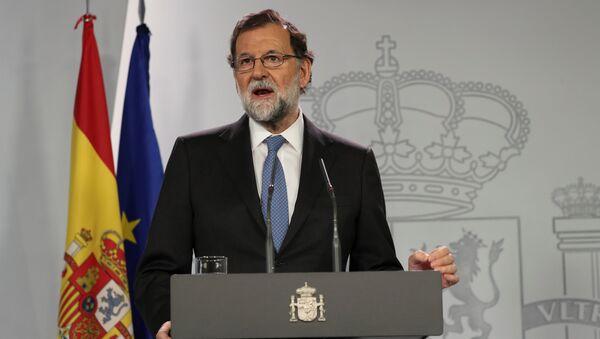 Mariano Rajoy, presidente del Gobierno de España - Sputnik France