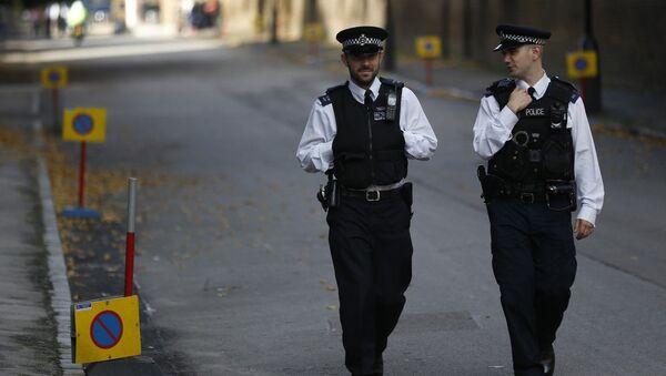 Police britannique. Image d'illustration - Sputnik France