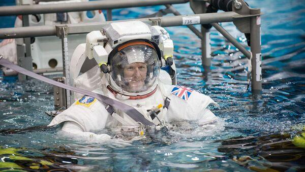 European Space Agency astronaut Timothy Peake - Sputnik France