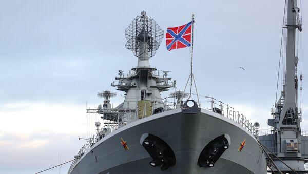 Le croiseur Pierre le Grand - Sputnik France