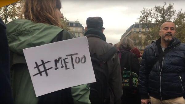#Metoo : un phénomène de grande ampleur sur les réseaux sociaux - Sputnik France