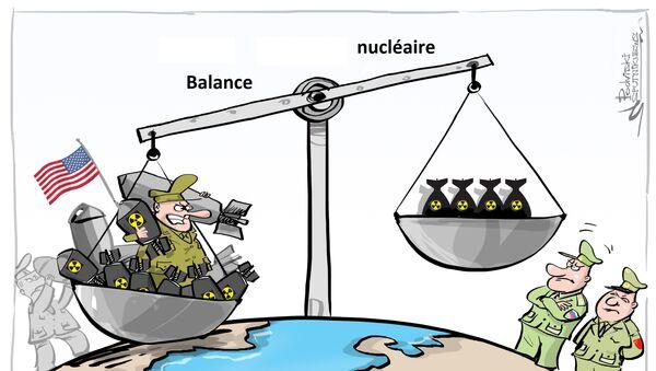 Manœuvres Global Thunder: les USA envoient un signal à trois pays - Sputnik France