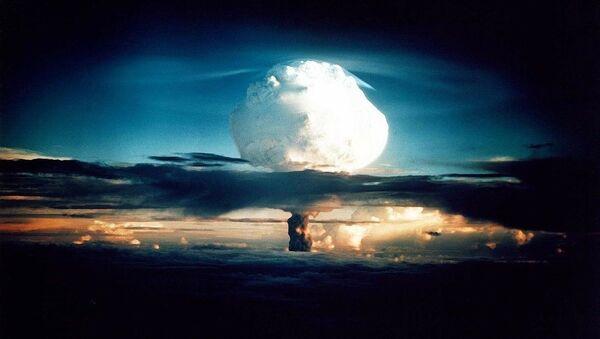 ядерный взрыв - Sputnik France
