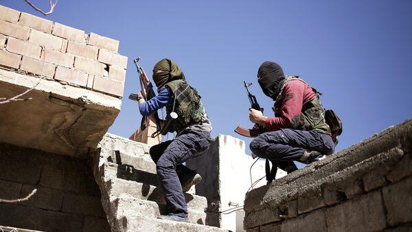 Combattants du PKK - Sputnik France