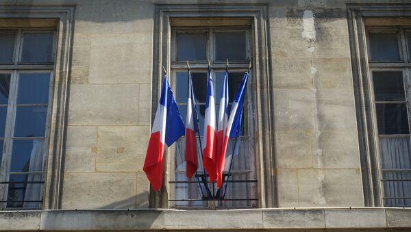 Banderas de Francia - Sputnik France