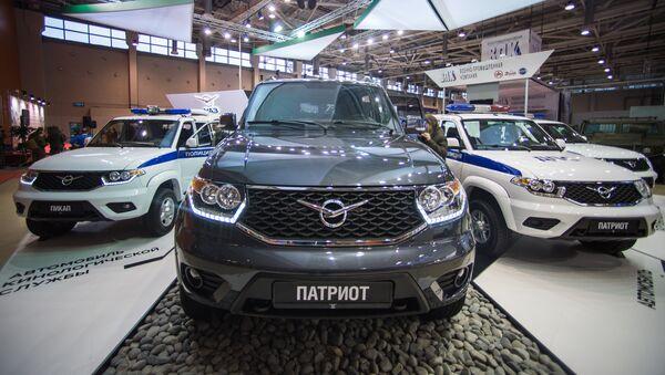Nouveau UAZ Pickup: quand le neuf est moins cher que le vieux - Sputnik France