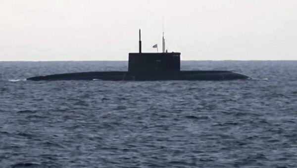 Российская авиация и подлодка Колпино нанесли удар по объектам террористов в Сирии - Sputnik France
