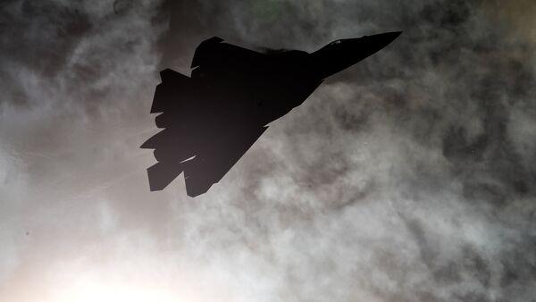 Le chasseur russe Su-57 - Sputnik France