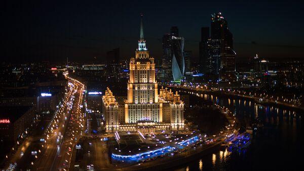 Radisson Royal Moscow hotel - Sputnik France