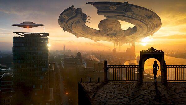 alien - Sputnik France