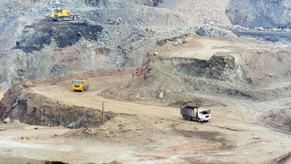 Extraction charbonnière dans la région de Tcheliabinsk - Sputnik France