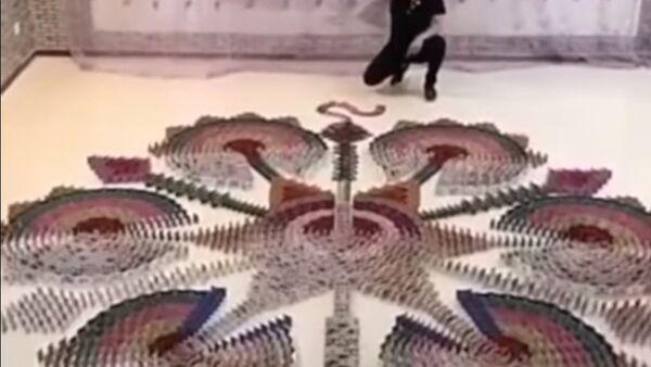 Composer un chef-d'œuvre grâce à «l'effet de domino» - Sputnik France