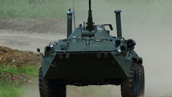 BTR-80 - Sputnik France