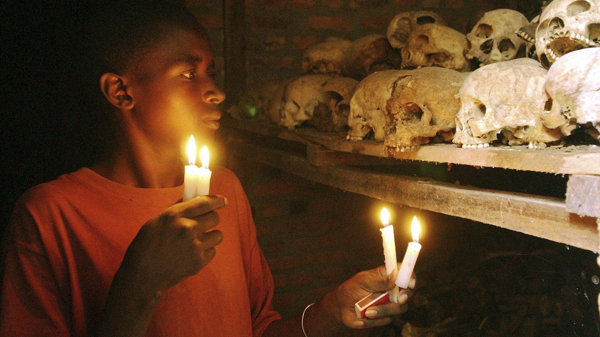 Génocide rwandais - Sputnik France, 1920, 26.09.2021