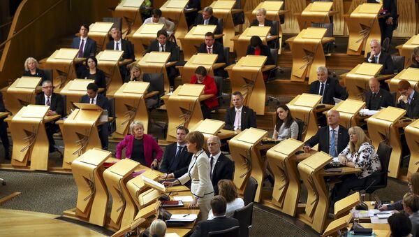 Parlement d'Écosse - Sputnik France