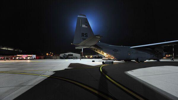 Base aérienne US de Ramstein - Sputnik France
